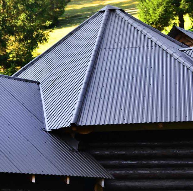 Metal Roof R-Panel